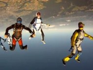 12. Freefly Festival @ Skydive Grenchen, Switzerland, Saturday